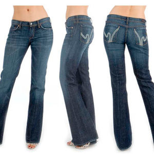 Flare Low rise jeans Citizens of humanity 28
